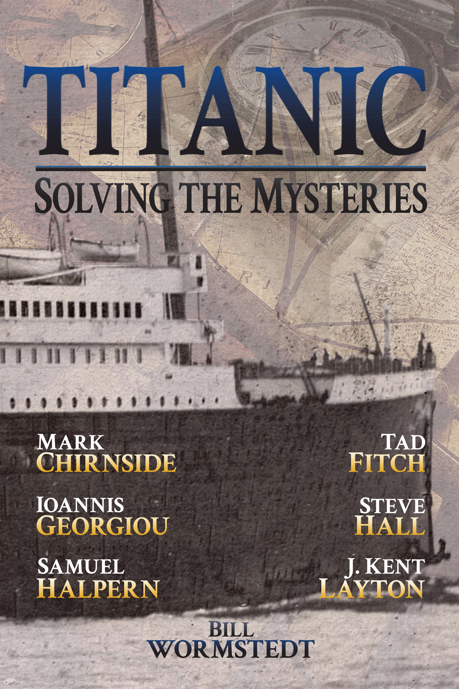 Titanic: Solving the Mysteries