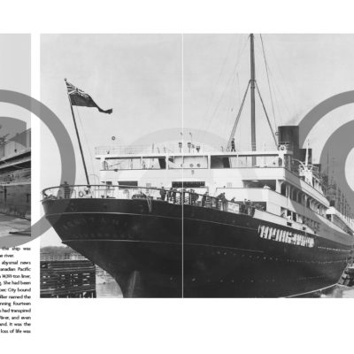 The Unseen Aquitania - Pages 48-49.
