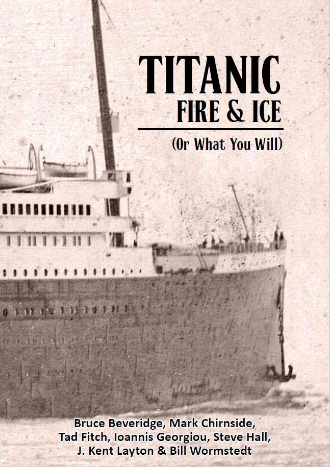 Titanic Engine Room Coal: Atlantic Liners