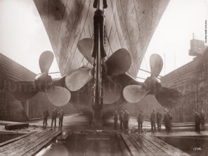 Olympic Propellers-Not Titanic