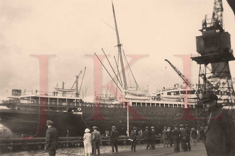 Leviathan-Southampton