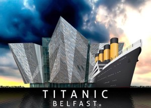Titanic Belfast Poster
