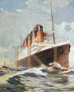 RMS Britannic - JKL
