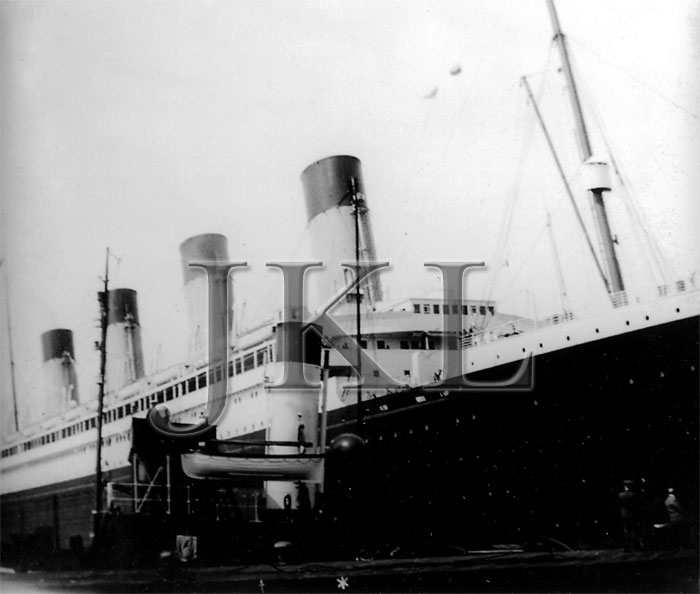 Rms Olympic: Atlantic Liners